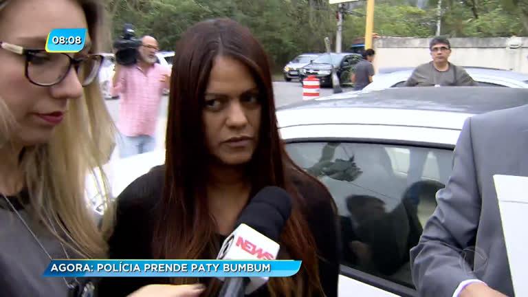 Justiça do Rio condena Paty Bumbum e sócia a sete anos de prisão