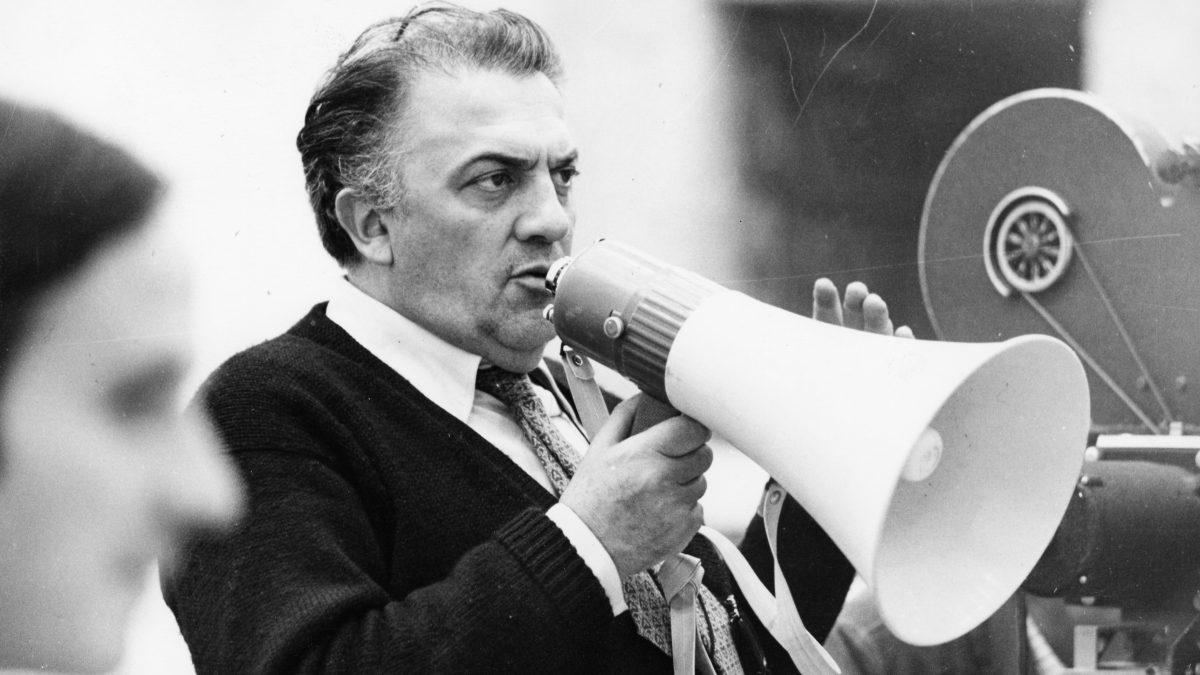 Fellini, Il Maestro – Retrospectiva completa do cineasta Federico Fellini