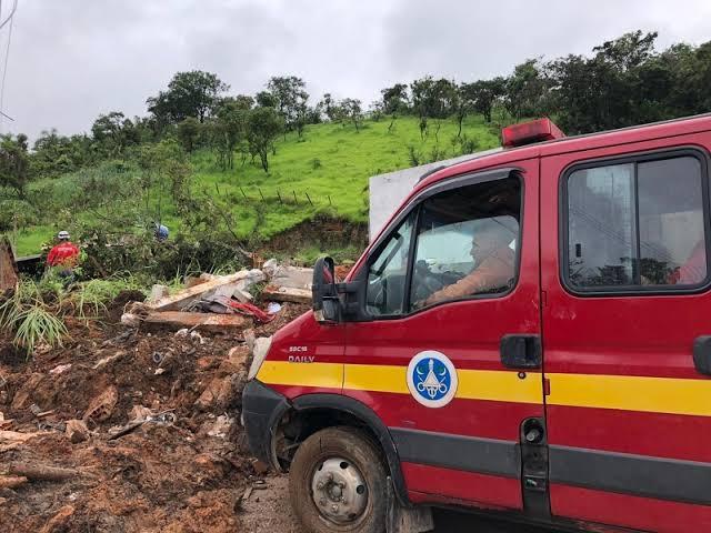 Chuvas em Minas Gerais já fizeram 7 mortos