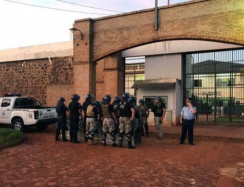 Brasileiro que fugiu de prisão paraguaia é preso em Mato Grosso do Sul