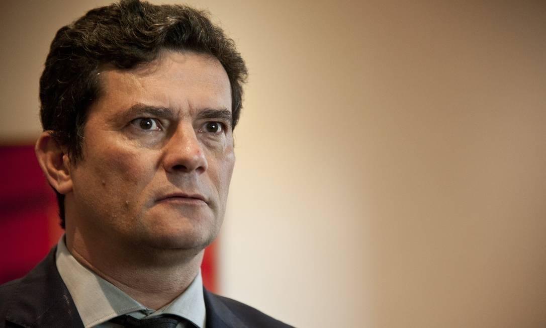 """Ministro Sérgio Moro assegura que """"não há excesso de prisão preventiva no Brasil"""""""