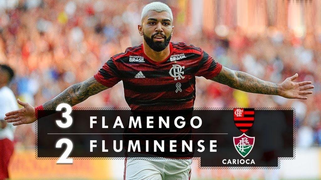 Flamengo avança para a final da Taça Guanabara