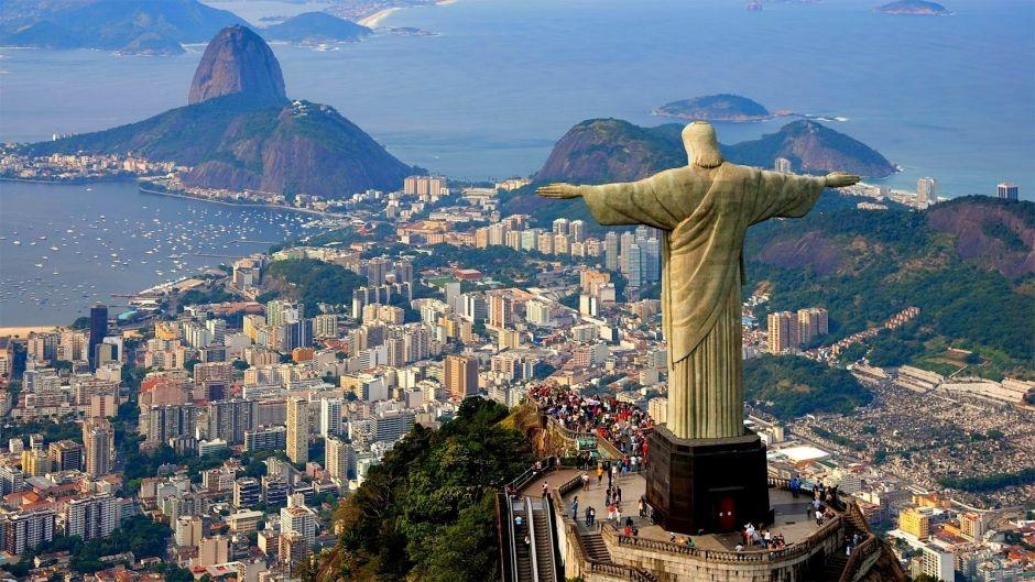 Rio foi o principal destino procurado por chilenos em 2019