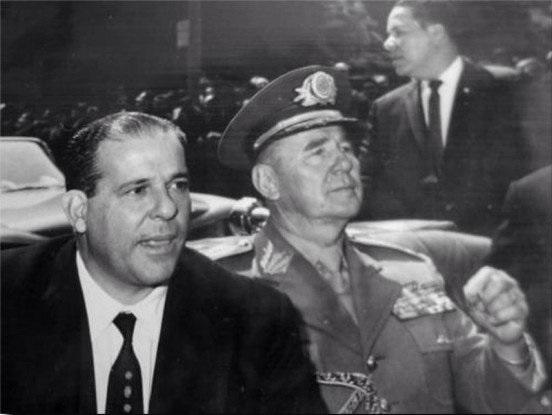 Em 1963, nas vésperas do golpe, generais, governadores, o próprio presidente João Goulart, conspiravam, só este repórter foi preso
