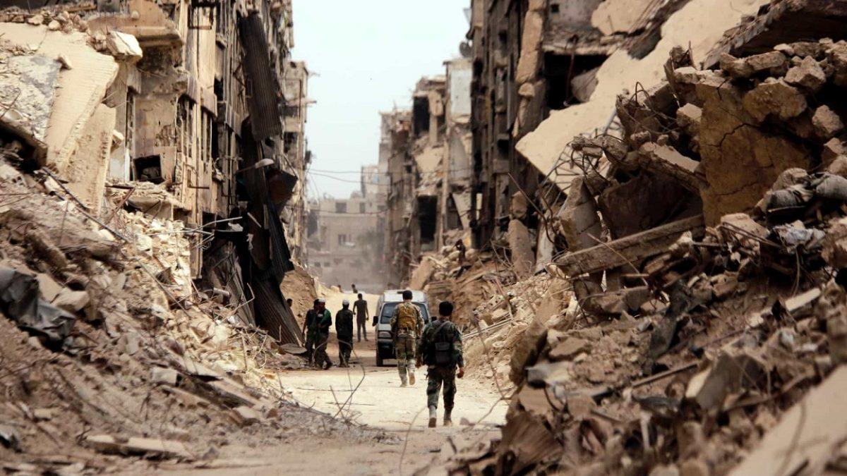 Guerra no noroeste da Síria deixa meio milhão de deslocados