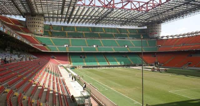 Federação italiana pede jogos com portões fechados por causa de Coronavírus