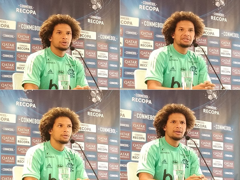 """""""Queremos conquistar o maior número de títulos possíveis"""", destaca Willian Arão"""