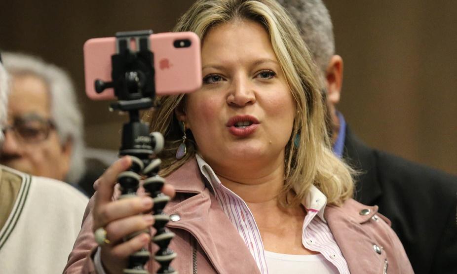 Promotoria investiga contrato de hospital com empresa de marido de Joice Hasselmann