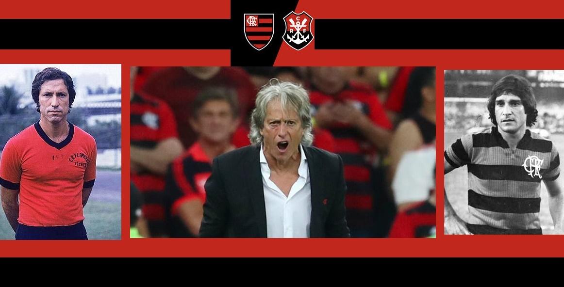 Jorge Jesus é o maior treinador que o Flamengo já teve