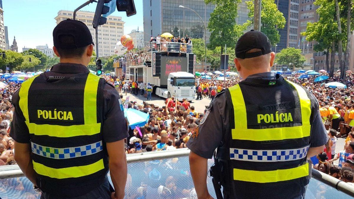 Rio de Janeiro monta operação de segurança para Carnaval 2020