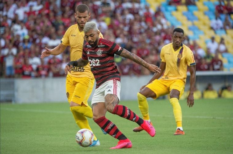 Flamengo garantiu vaga nas semifinais da Taça Guanabara
