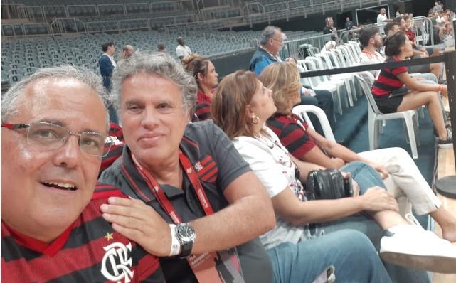 Flamengo na Segunda
