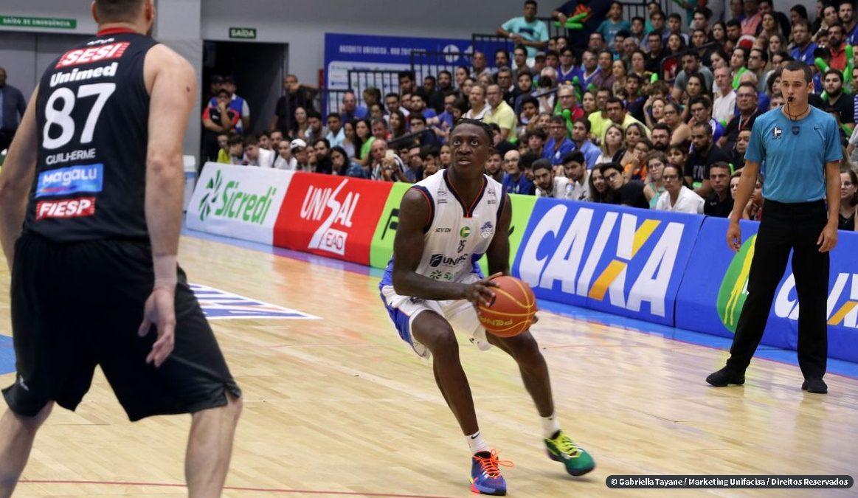Covid-19 – Liga Nacional de Basquete paralisa atual temporada da NBB