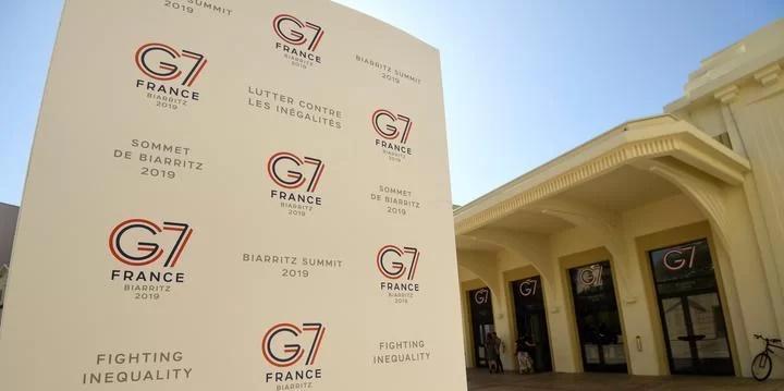 Líderes do G7 prometem fazer o que for preciso para combater Covid-19