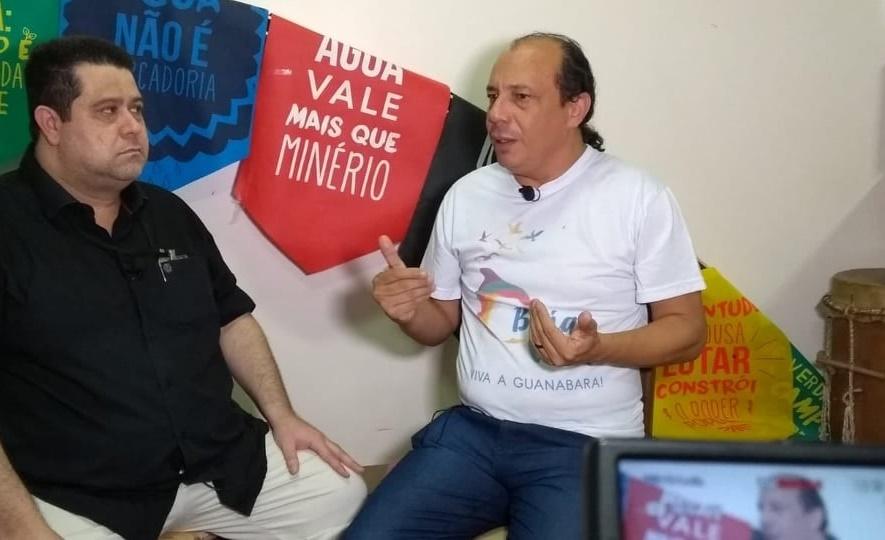 Ecologista Sérgio Ricardo relata quais são os principais crimes ambientais no Rio; Assista à entrevista