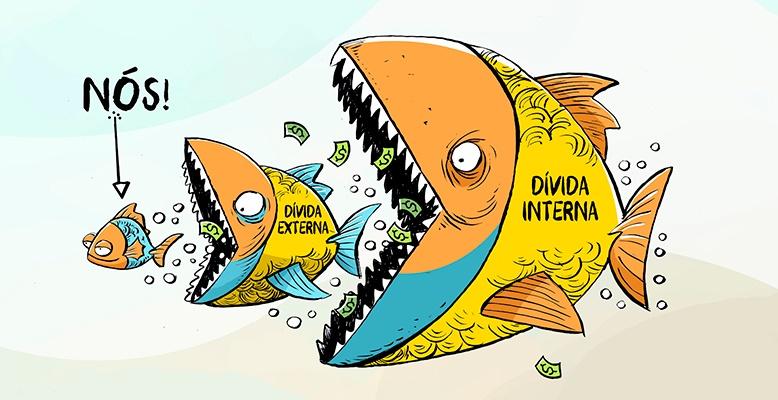 Entenda, de uma vez por todas, por que é preciso fazer a Auditoria da  Dívida Pública - Tribuna da Imprensa Livre