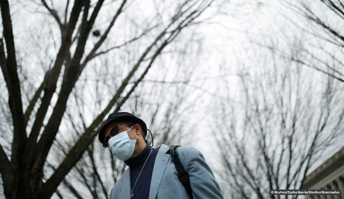 Cenário de epidemia do novo coronavírus em Nova York piora