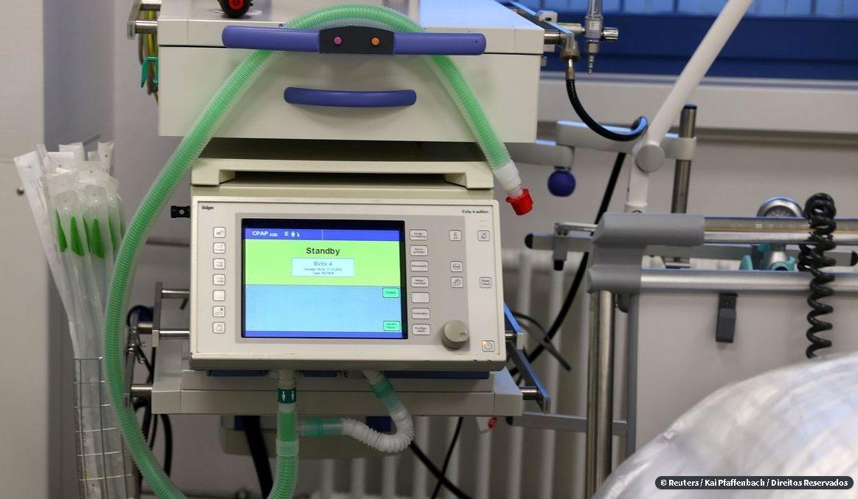 UE precisa de 10 vezes mais equipamentos contra coronavírus