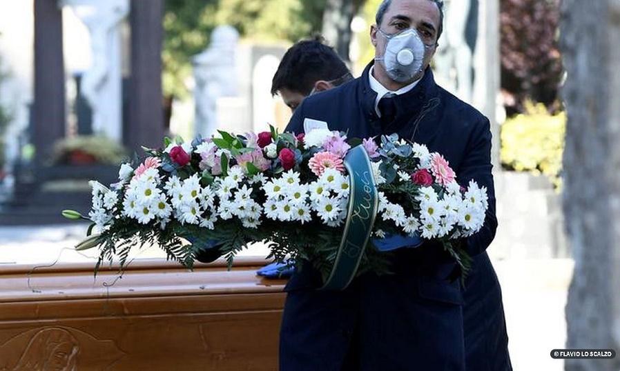 Mortes por coronavírus na Itália sobem 683 em 1 dia e chegam a 7,5 mil; Espanha supera total de mortes da China