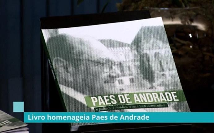 Um político exemplar, chamado Paes de Andrade