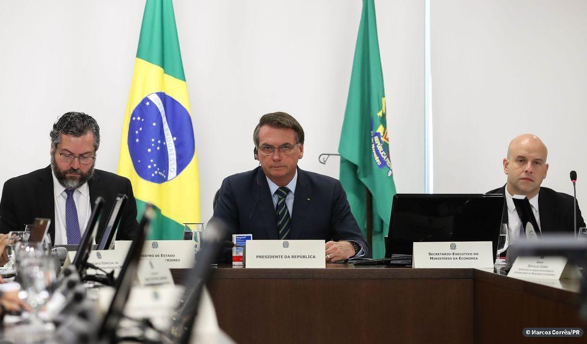 G20 injeta US$ 5 trilhões na economia para conter coronavírus