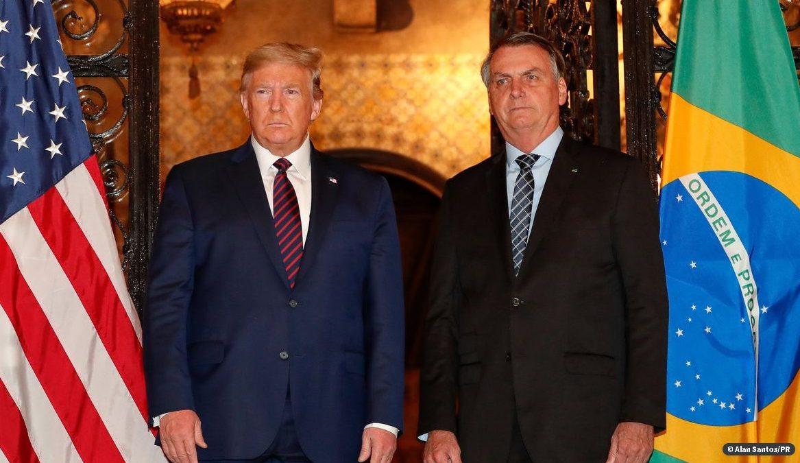 Brasil e EUA assinam acordo de desenvolvimento militar