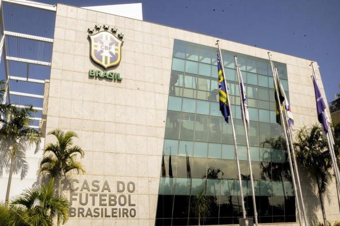 CBF propõe Brasileirão em SP, sem torcida e com mata-mata