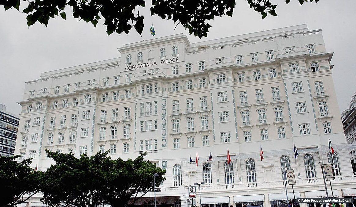 Copacabana Palace fecha as portas temporariamente devido à pandemia