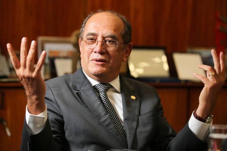 """Lava Jato é a mãe ou o pai desse bolsonarismo vitorioso"", afirma Gilmar Mendes"