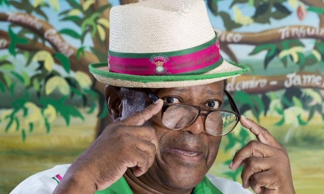 Morre o cantor e compositor Tantinho da Mangueira, aos 72 anos
