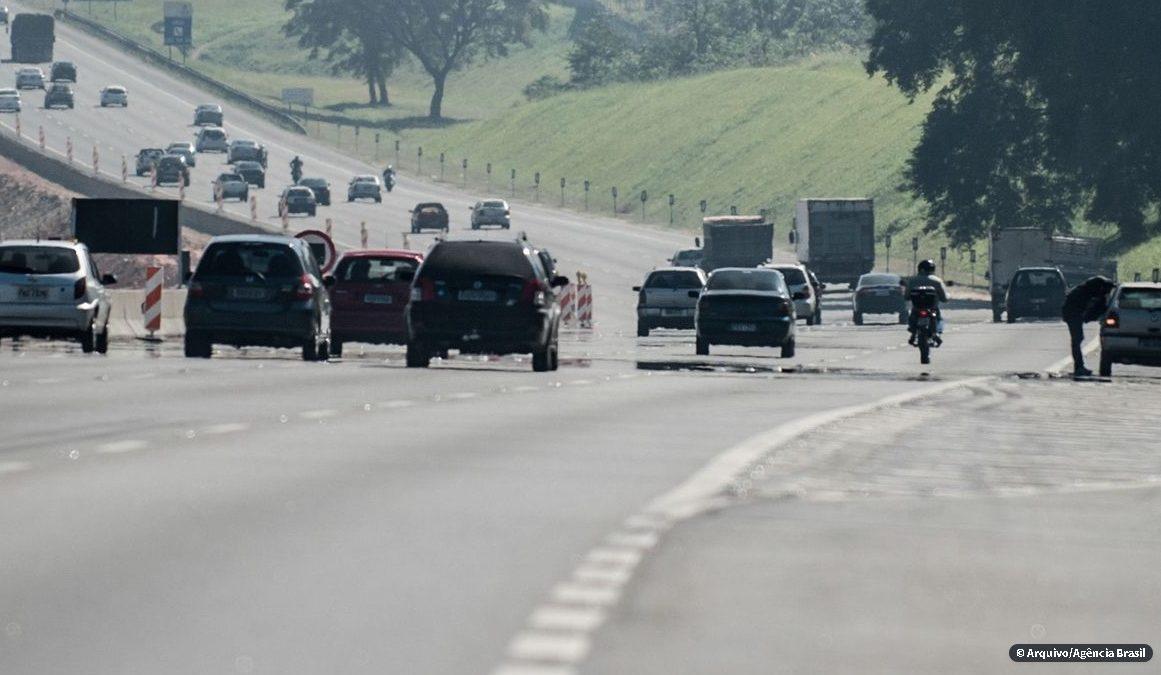 Número de mortes nas estradas paulistas cai 46% na Semana Santa