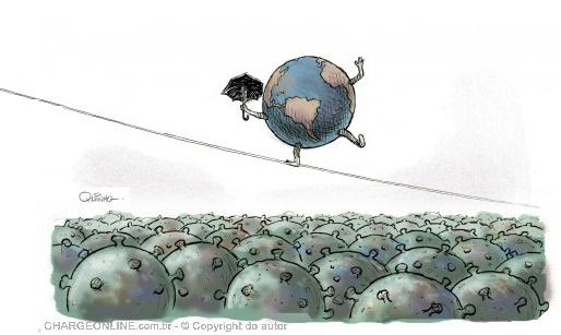 O mundo não será mais o mesmo
