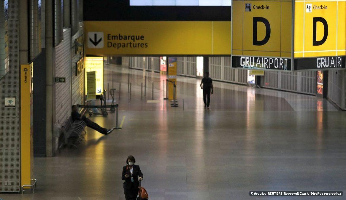 Crise do coronavírus já custa R$ 3,9 bilhões a operadoras de turismo