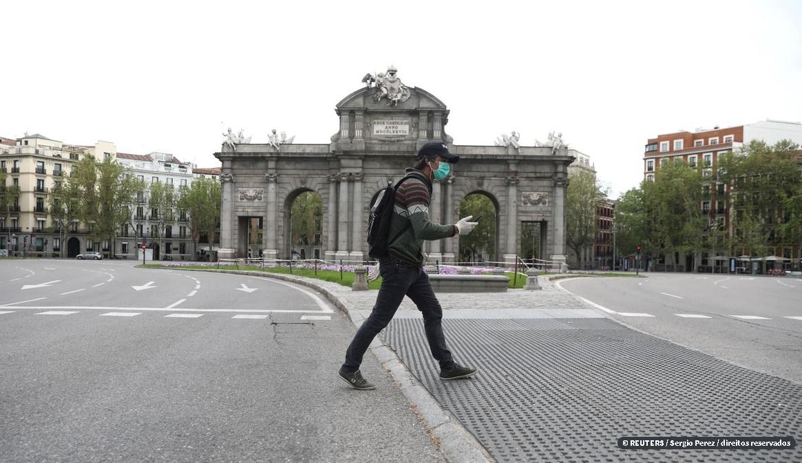 OMS: próximas semanas na Europa serão críticas; Verão não será capaz de travar a pandemia