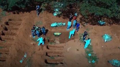 Estado de São Paulo registra 75 mortes por covid-19 em 24 horas