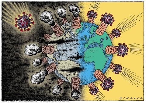 OPINIÃO – O Vírus, o petróleo e a geopolítica mundial