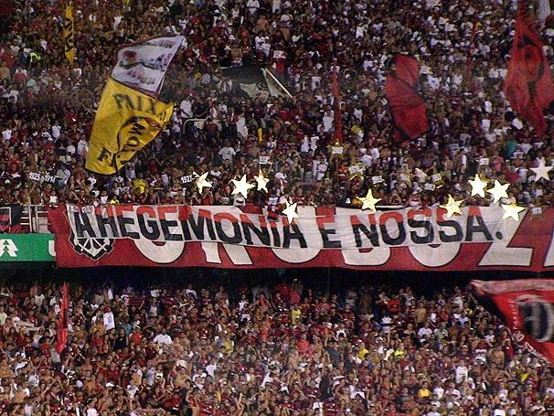 Hegemonia do futebol carioca é do Flamengo