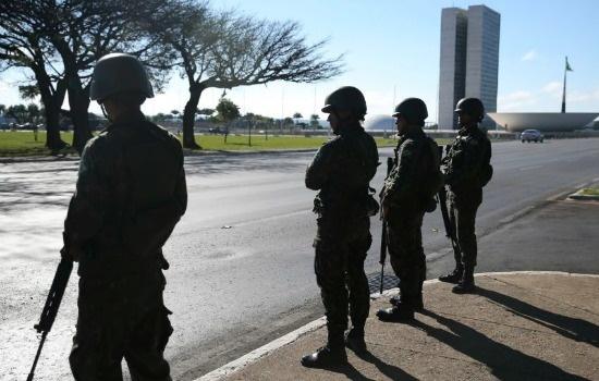 Não haverá intervenção militar, reafirma cúpula das Forças Armadas