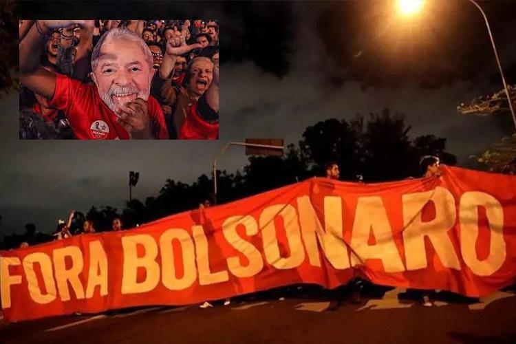 """""""É preciso começar o 'Fora, Bolsonaro'"""", defende Lula"""