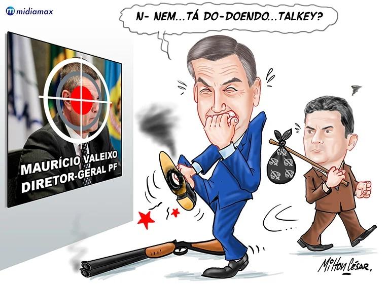Pela primeira vez em dois anos, Bolsonaro perde seguidores nas redes sociais