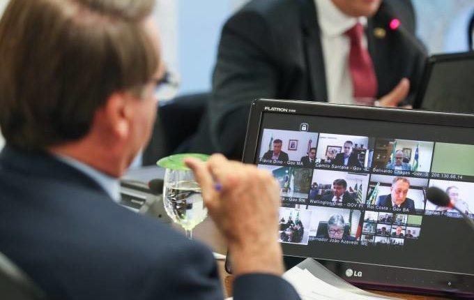 Planalto tenta fechar acordo para votar auxílio aos estados nesta semana
