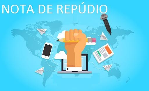 Nota de Repúdio dos Jornalistas do Rio, São Paulo e Brasília