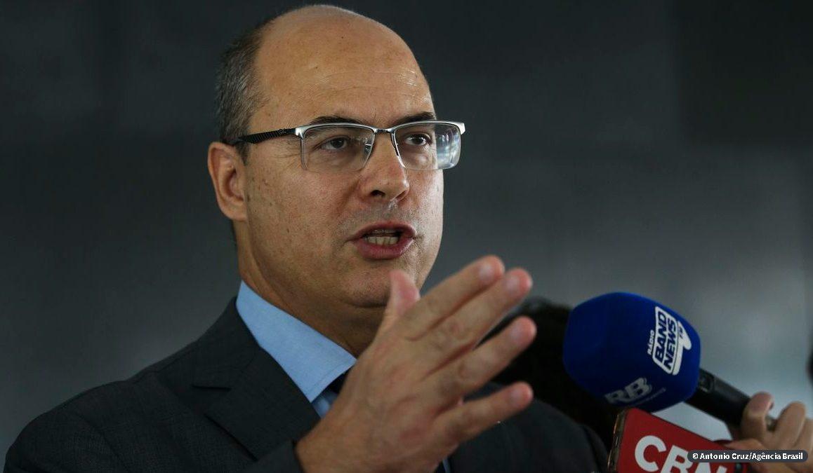 Witzel: não há previsão para saída da quarentena no estado do Rio
