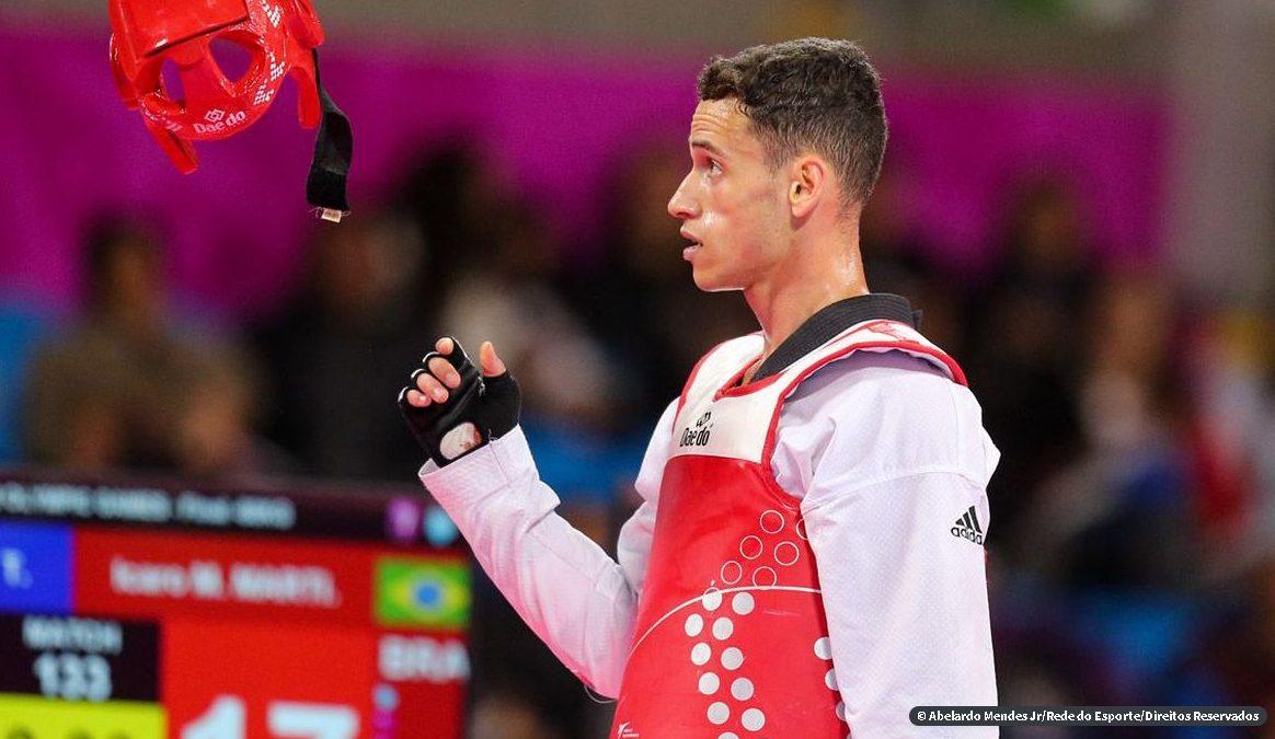 Ícaro Miguel é o novo líder do ranking mundial de taekwondo até 87 kg