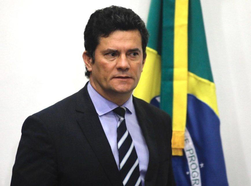 Bolsonaro pediu para mudar comando da PF no Rio, diz Moro em depoimento