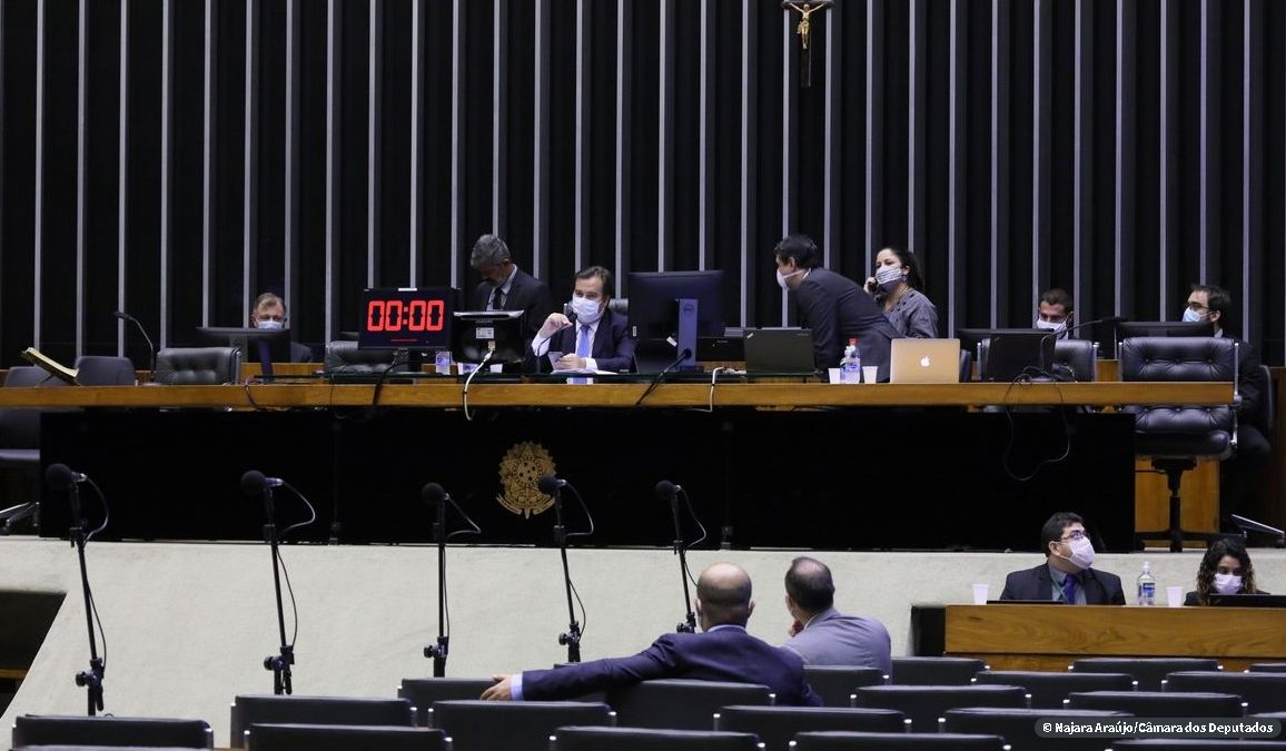 Câmara aprova em segundo turno texto-base da PEC do Orçamento de Guerra