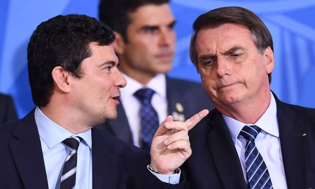 Eu acabei com a Lava Jato, porque não tem mais corrupção no governo, diz Bolsonaro