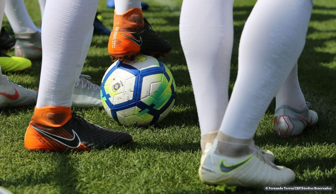 Futebol corta empregos por conta do coronavírus