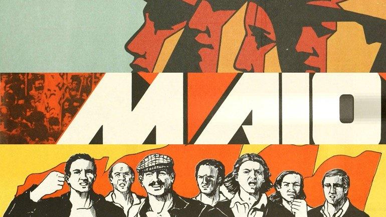 Primeiro de Maio, Dia do Trabalho, do Trabalhador!