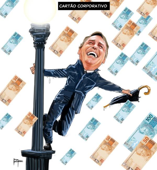 Despesas com cartão corporativo da Presidência dobram no segundo ano da gestão